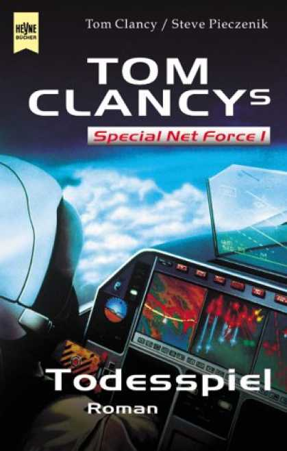 Heyne Books - Tom Clancys Special Net Force 1. Todesspiel.