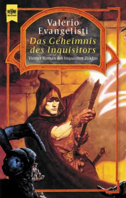 Heyne Books - Inquisitor- Zyklus 04. Das Geheimnis des Inquisitors.