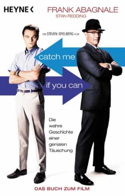 Heyne Books - Catch me if you can. Roman zum Film.