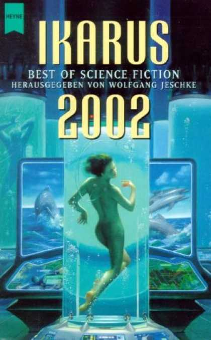 Heyne Books - Ikarus 2002. Best of Science Fiction.