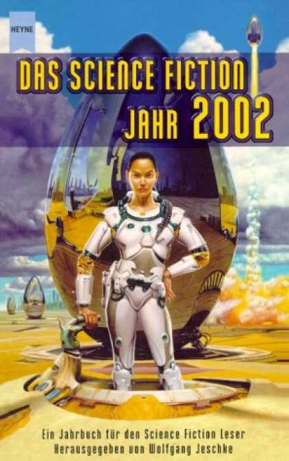 Heyne Books - Das Science Fiction Jahr 2002. ( Jahrbuch für den Science Fiction Leser, 17).