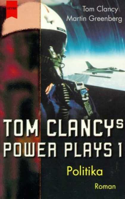 Heyne Books - Tom Clancys Power Plays 1. Politika.
