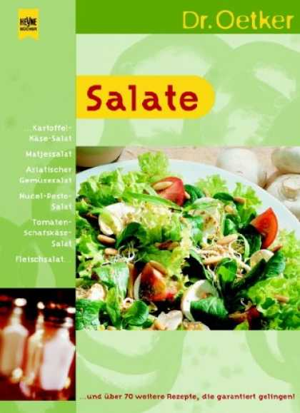 Heyne Books - Salate.