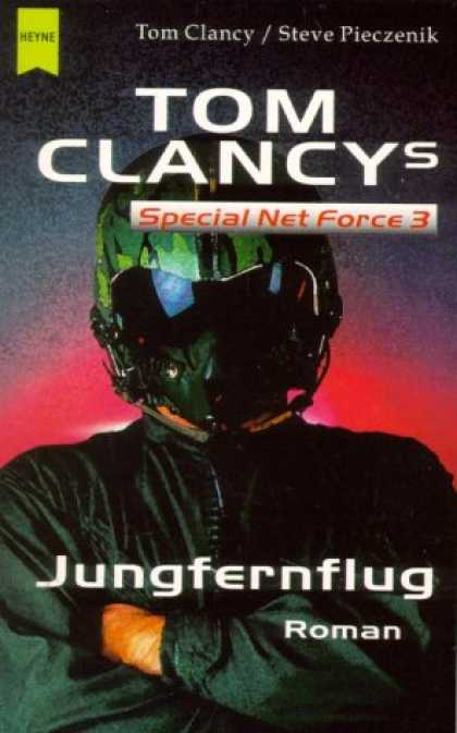 Heyne Books - Tom Clancys Special Net Force 3. Jungfernflug.