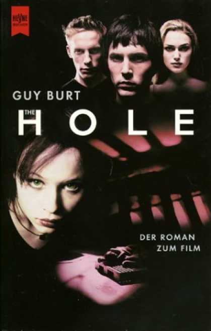 Heyne Books - The Hole. Der Roman zum Film.