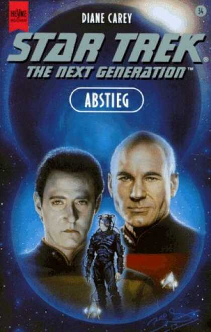 Heyne Books - Abstieg. Star Trek.