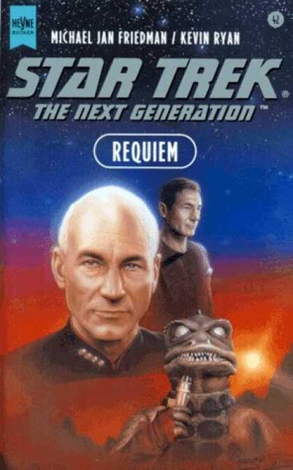 Heyne Books - Star Trek. The Next Generation (42). Requiem.