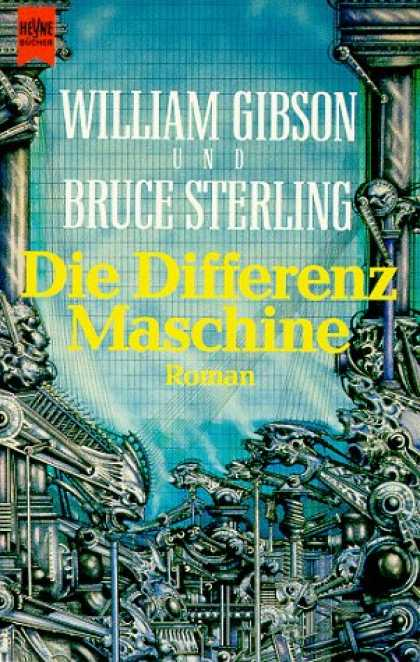 Heyne Books - Die Differenz Maschine. Roman.