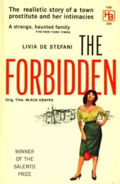Hillman Books - The Forbidden - Livia De Stefani