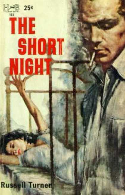 Hillman Books - The Short Night - Russell Turner