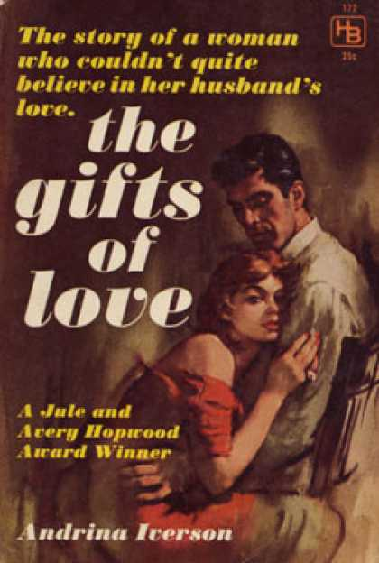 Hillman Books - The Gifts of Love - Andrina Iverson