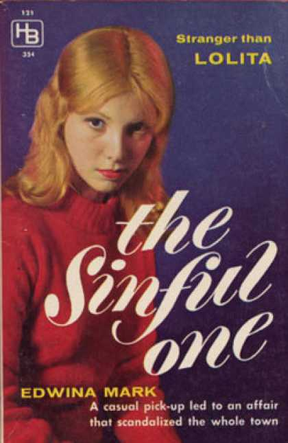 Hillman Books - The Sinful One an Original Novel - Edwina Mark