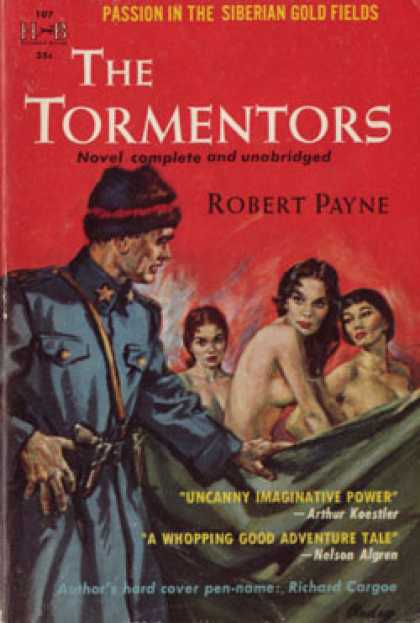 Hillman Books - The tormentors - Robert Payne