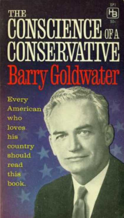Hillman Books - The Conscience of a Conservative