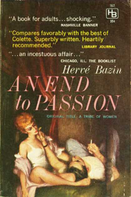 Hillman Books - An End To Passion