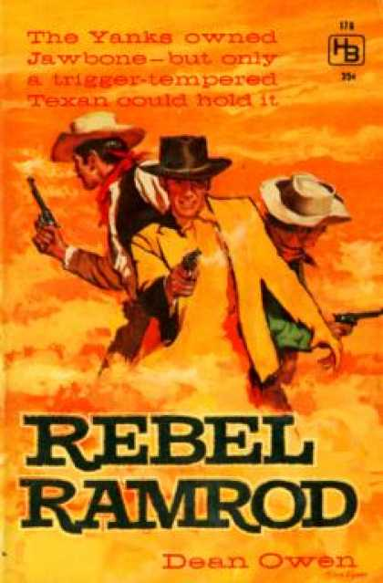 Hillman Books - Rebel Ramrod - Dean Owen