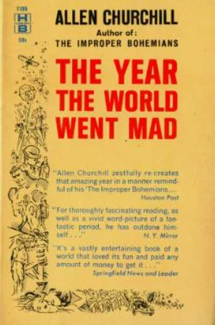 Hillman Books - The Year the World Went Mad