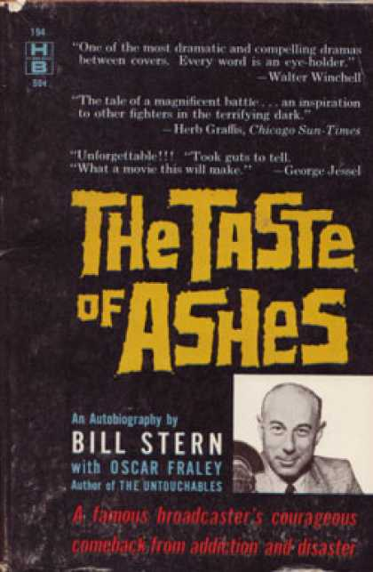 Hillman Books - The Taste of Ashes: An Autobiography - William Stern