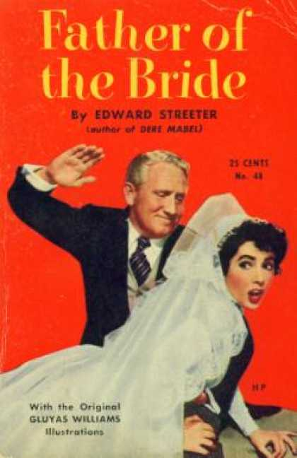 Hillman Books - Father of the Bride - Edward Streeter
