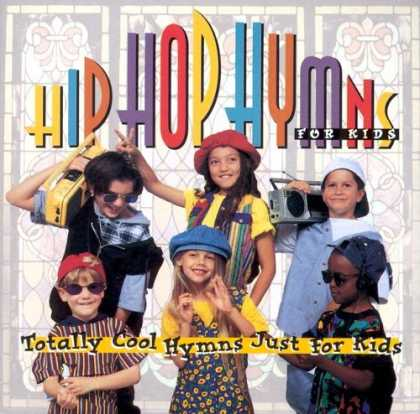 Hip Hop Books - Hip Hop Hymns for Kids