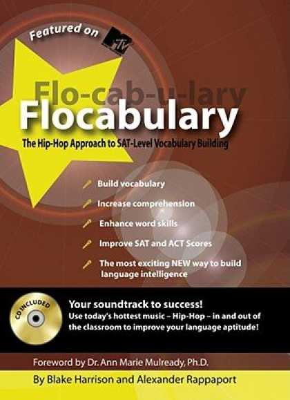 Hip Hop Books - Flocabulary: The Hip-Hop Approach to SAT-Level Vocabulary Building [With CD] [FL