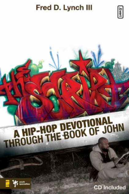 Hip Hop Books - The Script: A Hip-Hop Devotional through the Book of John (invert)