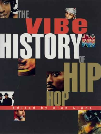 "Hip Hop Books - ""Vibe"" History of Hip Hop"
