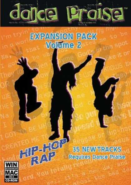 Hip Hop Books - Dance Praise Expansion Pack Vol 2: Hip-Hop/Rap