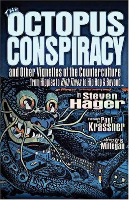 Hip Hop Books - The Octopus Conspiracy: And Other Vignettes of the Counterculture-From Hippies t