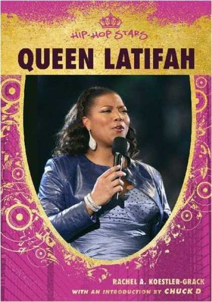 Hip Hop Books - Queen Latifah (Hip-Hop Stars)