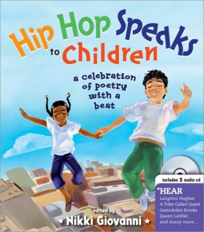 Hip Hop Books - Hip Hop Speaks to Children with CD: A Celebration of Poetry with a Beat (A Poetr