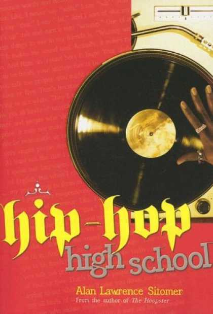 Hip Hop Books - Hip-Hop High School (Hoopster)