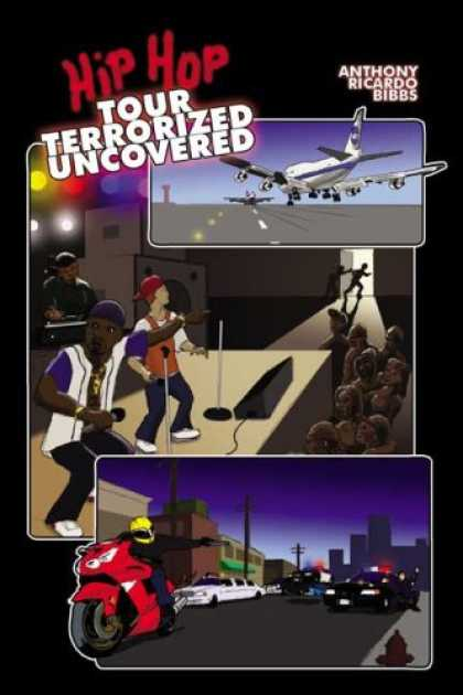 Hip Hop Books - Hip-Hop Tour Terrorized Uncovered