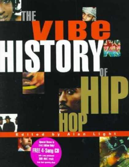 Hip Hop Books - Vibe History of Hip Hop