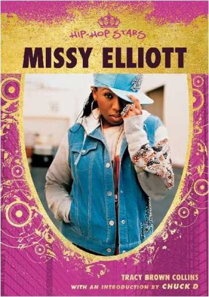Hip Hop Books - Missy Elliott (Hip-Hop Stars)