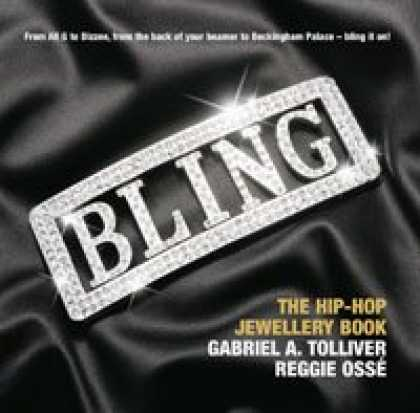 Hip Hop Books - Bling: The Hip-hop Jewellery Book