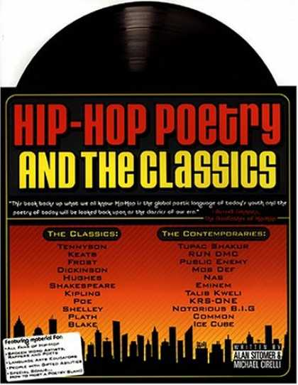Hip Hop Books - Hip-Hop Poetry and The Classics