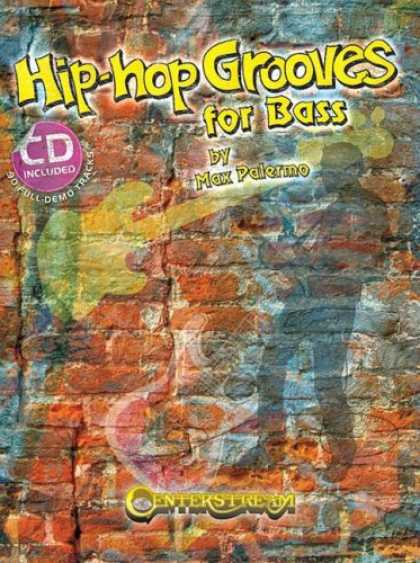 Hip Hop Books - Hip-Hop Grooves for Bass (Book & CD)