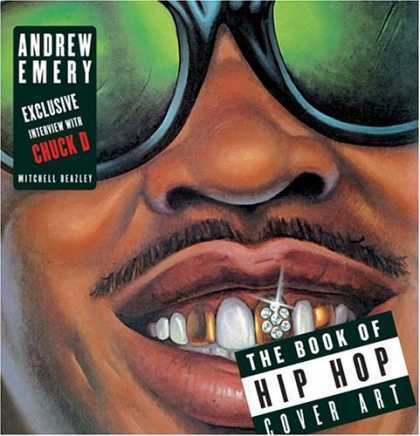 Hip Hop Books - The Book of Hip Hop Cover Art