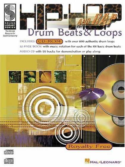 Hip Hop Books - Hip-Hop and Rap Drum Beats and Loops (Sound Library)