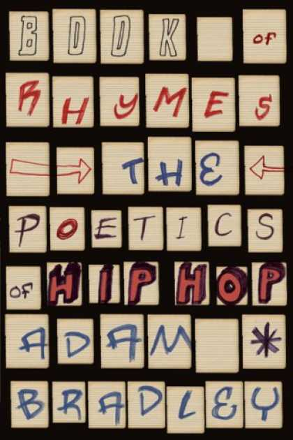 Hip Hop Books - Book of Rhymes: The Poetics of Hip Hop