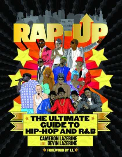 Hip Hop Books - Rap-Up: The Ultimate Guide to Hip-Hop and R&B