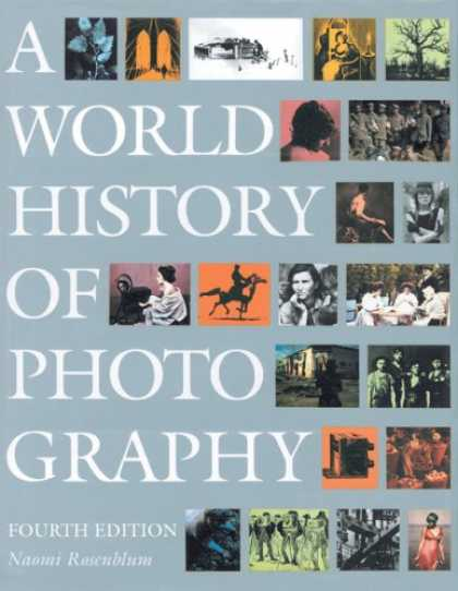 History Books - A World History of Photography