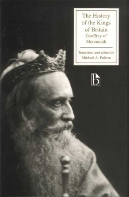 History Books - The History of the Kings of Britain