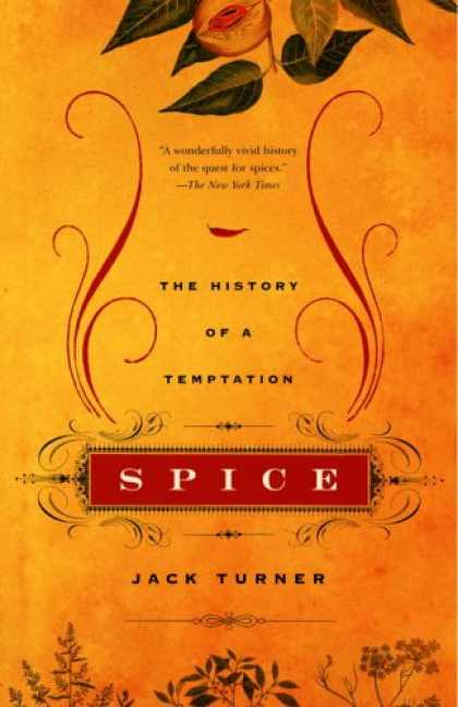 History Books - Spice: The History of a Temptation