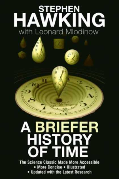 History Books - A Briefer History of Time