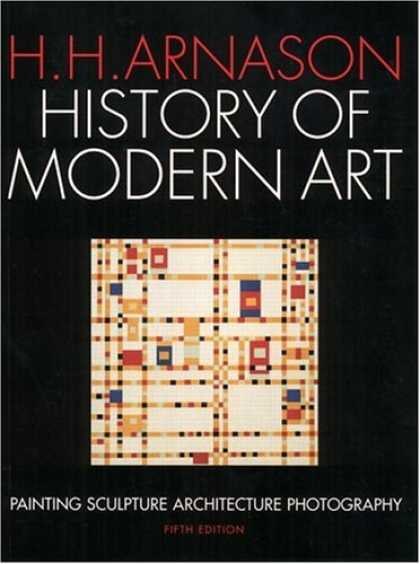 History Books - History of Modern Art