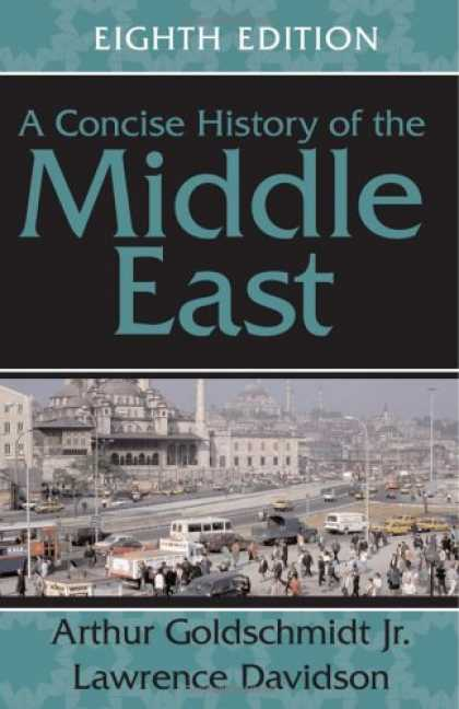 History Books - A Concise History of the Middle East