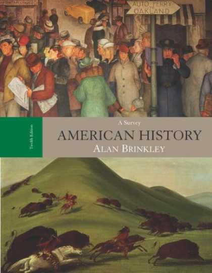 History Books - American History: A Survey, with Primary Source Investigator and Powerweb