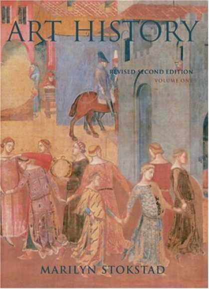 History Books - Art History, Volume I (w/CD-ROM)